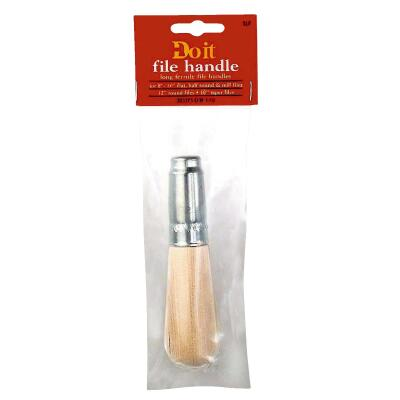 Do it Long Ferrule 5 In. L Wood File Handle for 8 to 12 In. File