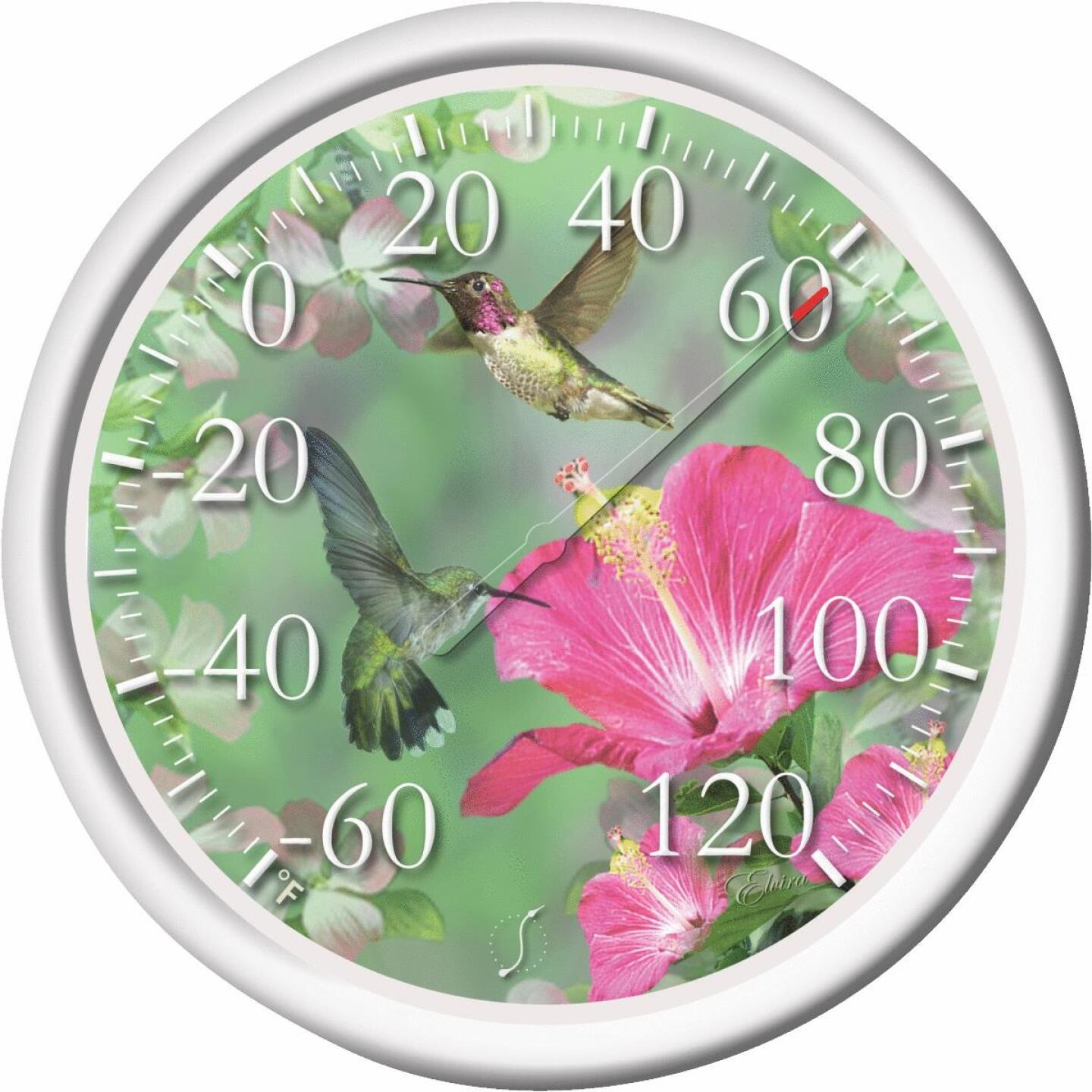 """Taylor 13-1/2"""" Fahrenheit -60 To 120 Outdoor Wall Thermometer Image 1"""