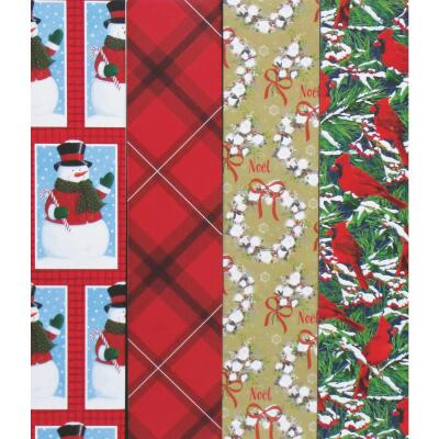 Impact Innovation Botanical 40 In. W. x 24 Ft. L. Gift Wrap